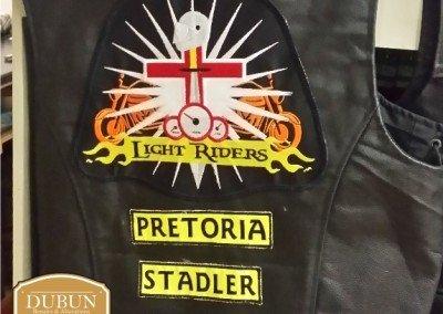 Custom Biker Jacket Repairs